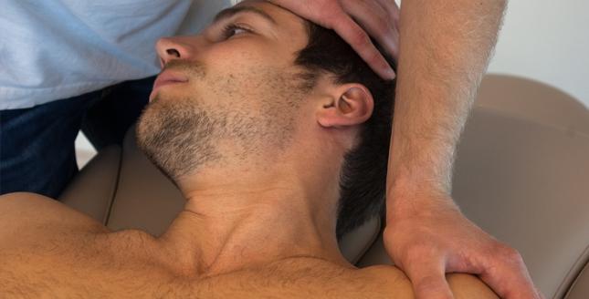 Osteopathie bij nekpijn