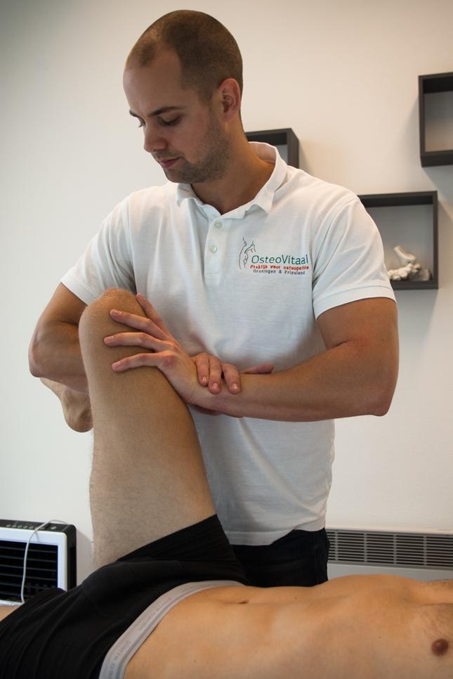 Osteopathie bij pijn in de heup of bekken