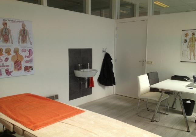 Praktijkruimte Groningen