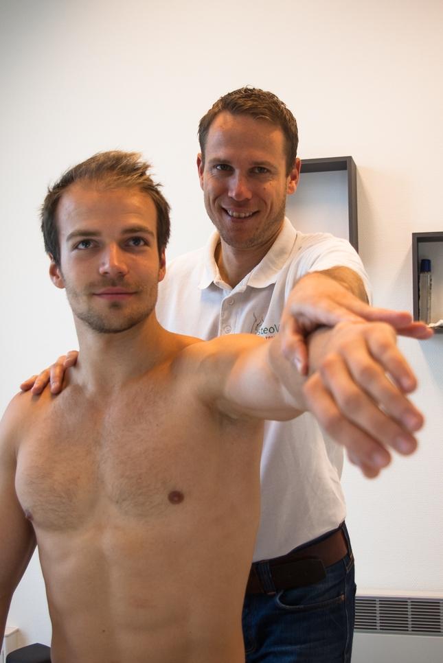 Osteopathie bij sporters