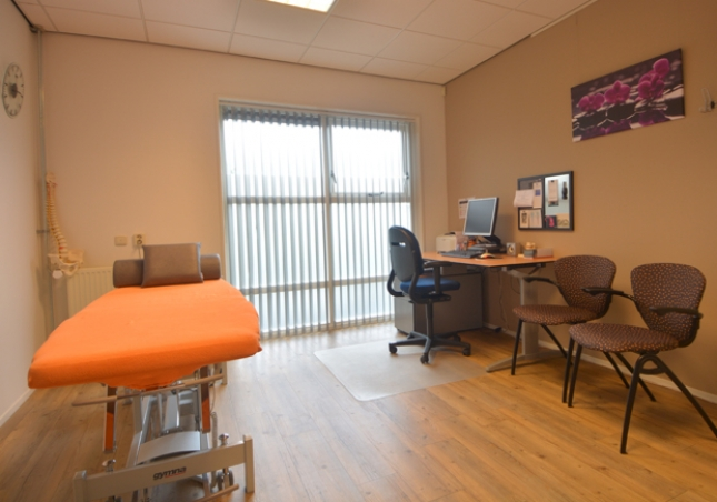 Behandelkamer Prakijk Dokkum